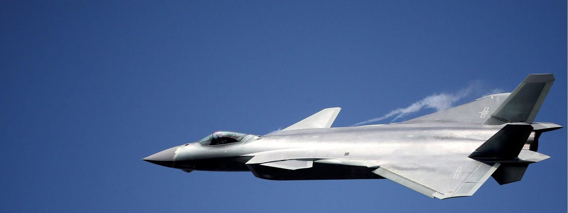 The Chengdu J-20 Mighty Dragon - new challenge?